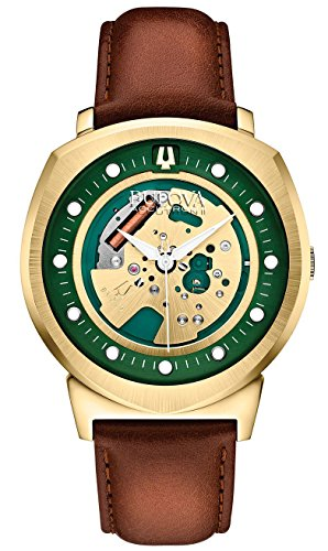 bulova-97a110-alpha-2014-montre-mixte-quartz-analogique-cadran-multicolore-bracelet-cuir-marron