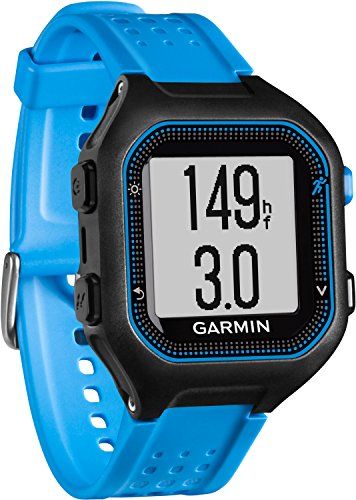 Garmin Forerunner 25 GPS-Laufuhr (Fitness-Tracker, Smart Notifications, inkl. Herzfrequenz-Brustgurt) - 2