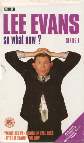 Lee Evans - So What Now?
