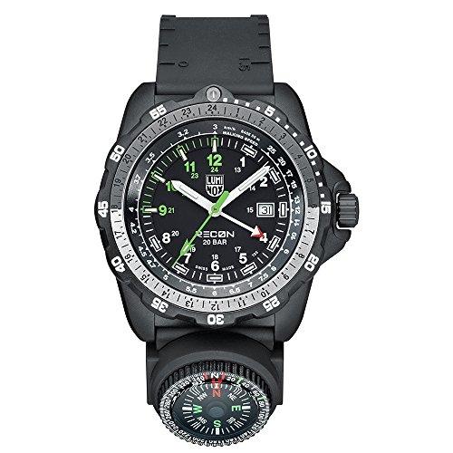 Luminox Reloj Analógico para Hombre de Cuarzo con Correa en PU XL.8831.KM.L