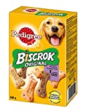 Pedigree Hundesnacks Hundeleckerli Biscrok in 3