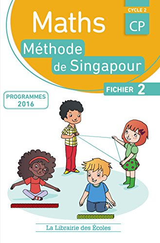 Mathmatiques CP-Mthode de Singapour-fichier de l'lve b