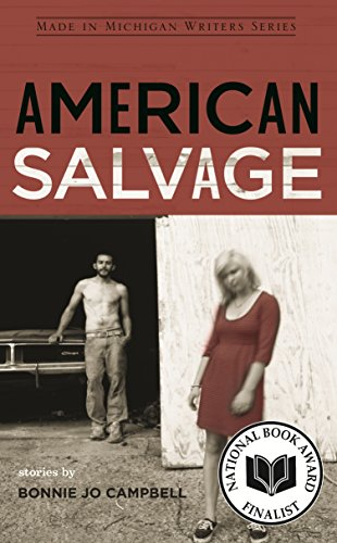 American Salvage (Made in Michigan Writers Series) (English Edition) (State Shorts University Michigan)