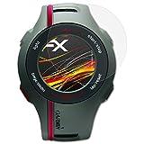 atFoliX Folie für Garmin Forerunner 110 Displayschutzfolie - 3 x FX-Antireflex-HD hochauflösende entspiegelnde Schutzfolie