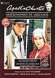 Agatha Christie - Matrimonio de Sabuesos (Volumen 4 + libro) [DVD]