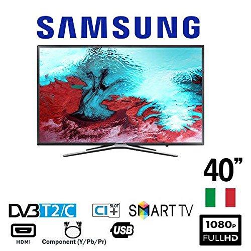 Samsung   UE40MU6192U   Televisor de 40 pulgadas4K UHD Smart   Resolución de pantalla: 3840x 2160