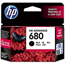 HP 680 Ink Advantage Cartridge (Black)