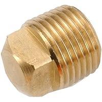 Anderson Metals 756109–021/20,3cm Messing MPT-Helmschale Plug