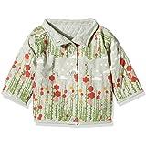 Little Green Radicals Baby Girls Secret Garden Jacket Jacket