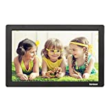 Kenuo 15 inch Digital Photo Frame Advertising Media Player 16:9 Digital Picture Frame