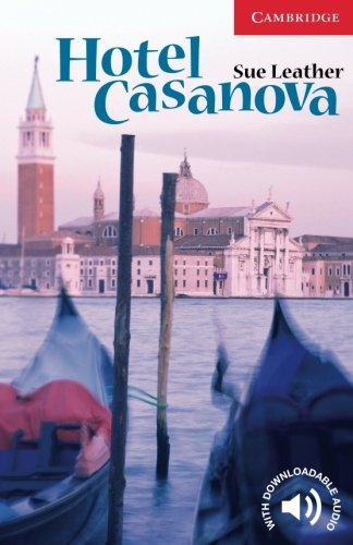 CER1: Hotel Casanova Level 1 (Cambridge English Readers)