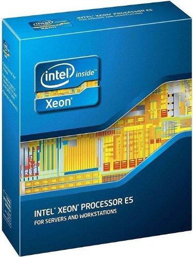 Intel Xeon 2011 E5-2697V2 Processore da 2.7 Ghz, Nero