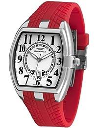Sandoz 81253-02 - Reloj Fernando Alonso Caballero dial blanco