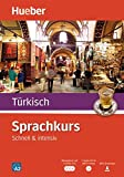 Sprachkurs Türkisch: Schnell & intensiv/Paket: Buch + 3 Audio-CDs + MP3-CD + MP3-Download