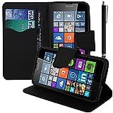 VCOMP Schutzhülle für Microsoft Nokia Lumia 640 LTE/640 LTE Dual SIM/640 Dual-SIM