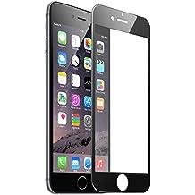 iPhone 6s / iPhone 6 Protector de Pantalla, SAVFY® 3D Pantalla Completa Vidrio Templado Protector de Pantalla [3D Touch Compatible] para iPhone 6 / 6s 4.7 (Negro)
