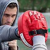 Manopla Boxeo Paos Entrenamiento Artes Marciales Boxing Taekwondo karate Judo Eliminar Grasa...