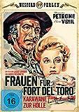 Western Perlen 37: Frauen für Fort Del Toro - Karawane zur Hölle (Pampa bárbara)