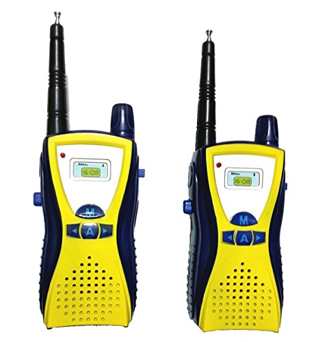 Little grin Role Play Toys Little grin Walkie Talkie Toy Set With Radio Control And Antenna For Kids