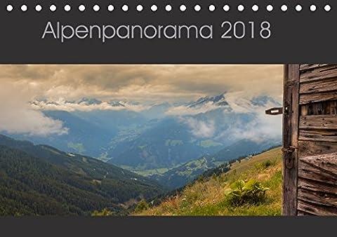 Alpenpanorama 2018 (Tischkalender 2018 DIN A5 quer): Osttirol Impressionen (Monatskalender, 14 Seiten ) (CALVENDO Natur) [Kalender] [Apr 27, 2017] Sielaff, (Wolken Atlas)