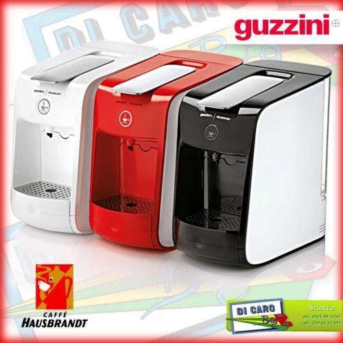 MACCHINA DEL CAFFè ELETTRICA GUZZINI HAUSBRANDT CAFFE' SUPER OFFERTA (ROSSO)