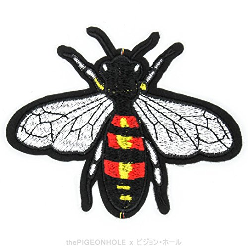 -wonderful-wildlife-winged-gucci-bee-gucci-black-red-die-cut-iron-on-sew-on-embroidered-patch-gift-s