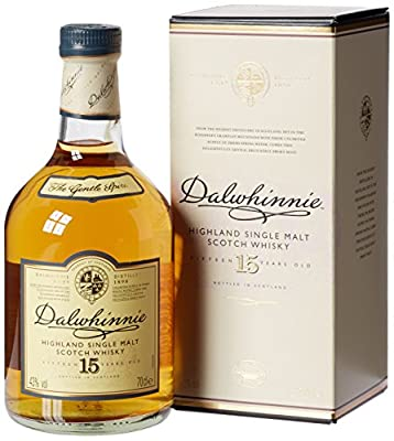 Dalwhinnie 15 Years Old Single Malt Scotch Whisky