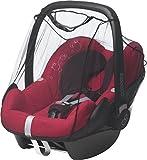 Playshoes 601002-20 Mückennetz für die Babyschale, Baby - Trage, schwarz