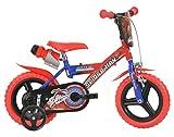 "Spiderman 65DI050 - Bicicleta 12"" para niño"