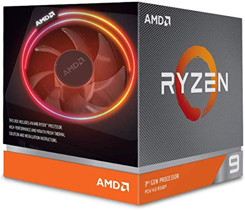 AMD Ryzen 9 3900x 4,6GHz AM4 70MB Cache Wraith Prism