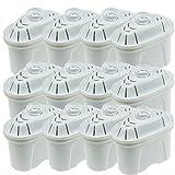 Universal Kannen Wasserfilter Kartuschen Kompatibel mit Brita Maxtra Wasser Filter