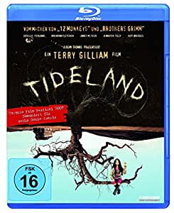 Tideland [Blu-ray] [Import allemand]