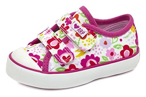 agatha-ruiz-de-la-prada-172948-zapatillas-para-nias-varios-colores-blanco-estampado-flores-lona-23-e