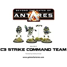 Beyond The Gates Of Antares, Concord C3 Strike Command Team by Gates of Antares