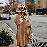 iHENGH Damen Winter Warm Bequem Pullover Mant...Vergleich