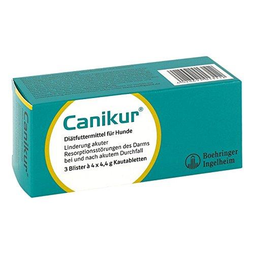 Boehringer Ingelheim Canikur 3 x 4 Kautabletten -