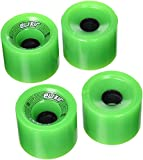 Elixir by Long Island Longboard RÃ Chrono Green 80A 70x53mm Wheels