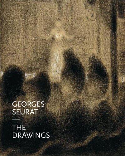 Georges Seurat: The Drawings por Jodi Hauptman