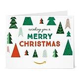 Christmas Trees - Printable Amazon.co.uk Gift Voucher
