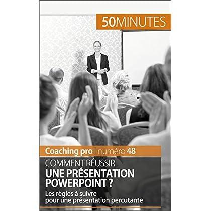 Comment réussir une présentation PowerPoint ?: Les règles à suivre pour une présentation percutante (Coaching pro t. 48)