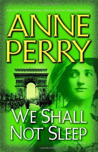 Book cover for We Shall Not Sleep