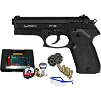 PACK pistola Gamo PT 80 - arma de aire comprimido CO2 <3,5 julios