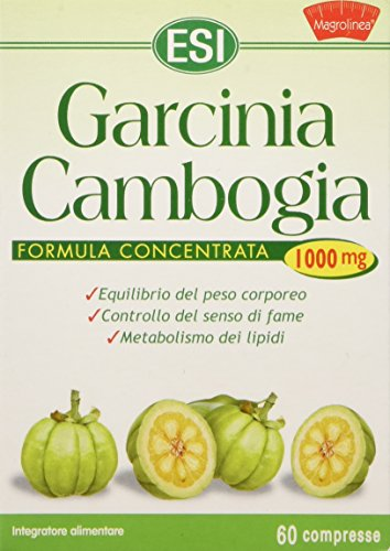 Esi Garcinia Cambogia Integratore Alimentare - 60 Compresse