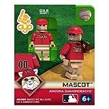 Baxter Arizona Diamondbacks Mascot MLB Building Block