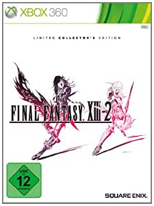 Final Fantasy XIII - 2 - Limited Collector's Edition - [Xbox 360]