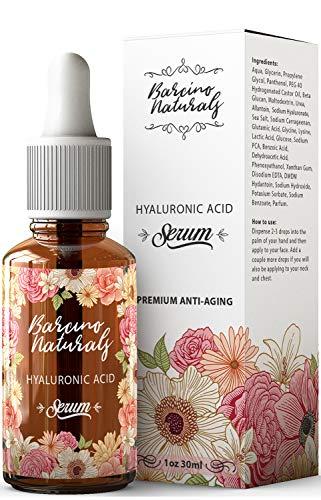 Serum Facial Acido Hialurónico Puro 100% 30ml Antiedad