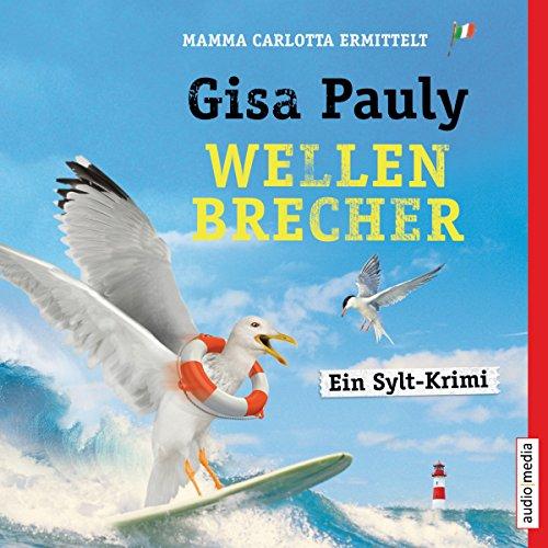 Buchseite und Rezensionen zu 'Wellenbrecher (Mamma Carlotta 12)' von Gisa Pauly