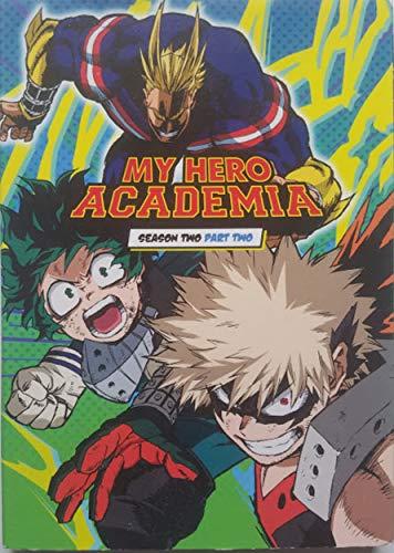 My Hero Academia Season Two Part Two