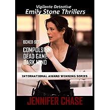 Emily Stone Thriller Series (Boxed Set - Vol. 1 - 3)