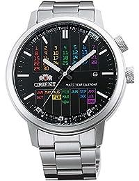 Orient - ER2L003B - Reloj automático elegante con calendario plurianual inteligente, esfera arco iris